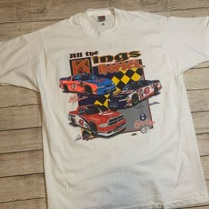 "Vintage Nascar ""Kings horses"" Shirt"